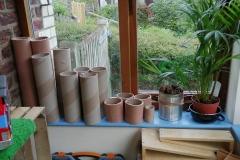 Indoor-construction